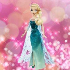 Кукла Эльза Холодное Сердце День рождения (Фрозен)