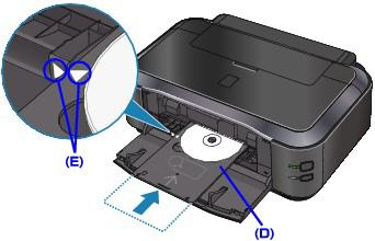 Лоток CD-DVD Canon