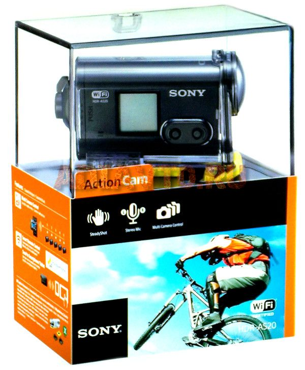 sony hdr as20 цена