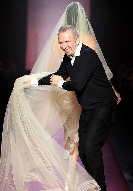 Жан Поль Гатье свадебное платье