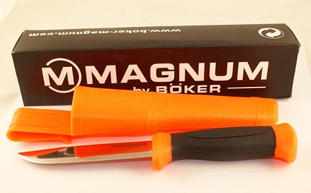 Нож Boker Magnum Nordic Orange (02RS002)