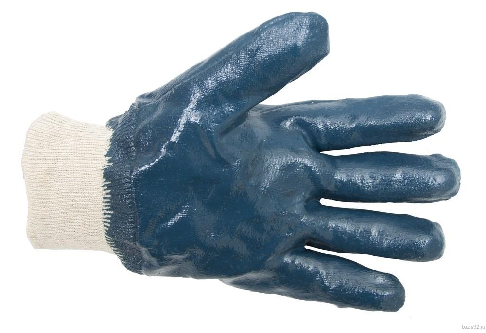 Нитриловые перчатки защитные купить в Москве