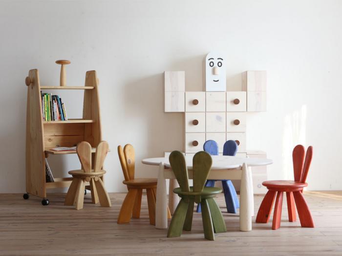 цена на детские стулья