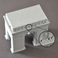 Дырки, зазоры и щели в 3д распечатке на 3d принтере