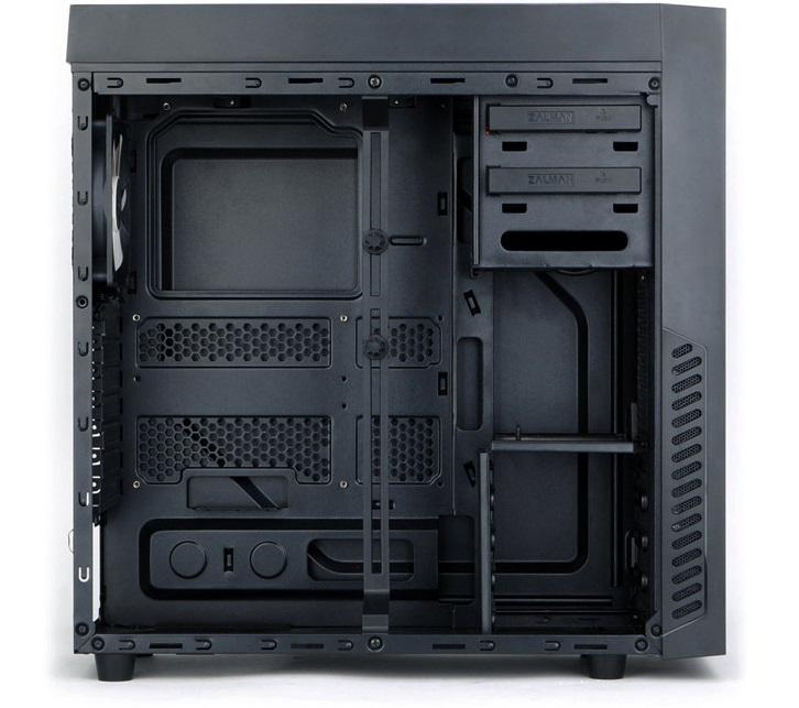 Черное покрытие интерьера