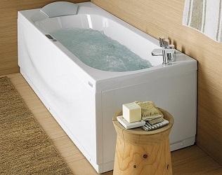 Акриловая ванна Альбатрос
