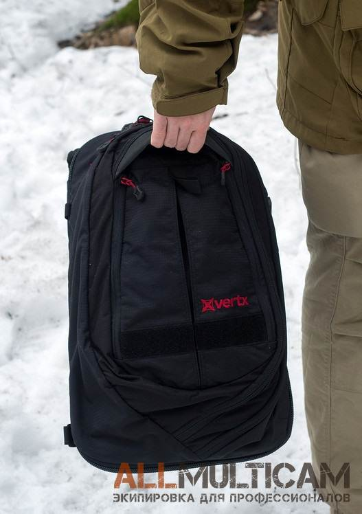Обзор однолямочного EDC рюкзака Vertx Commuter