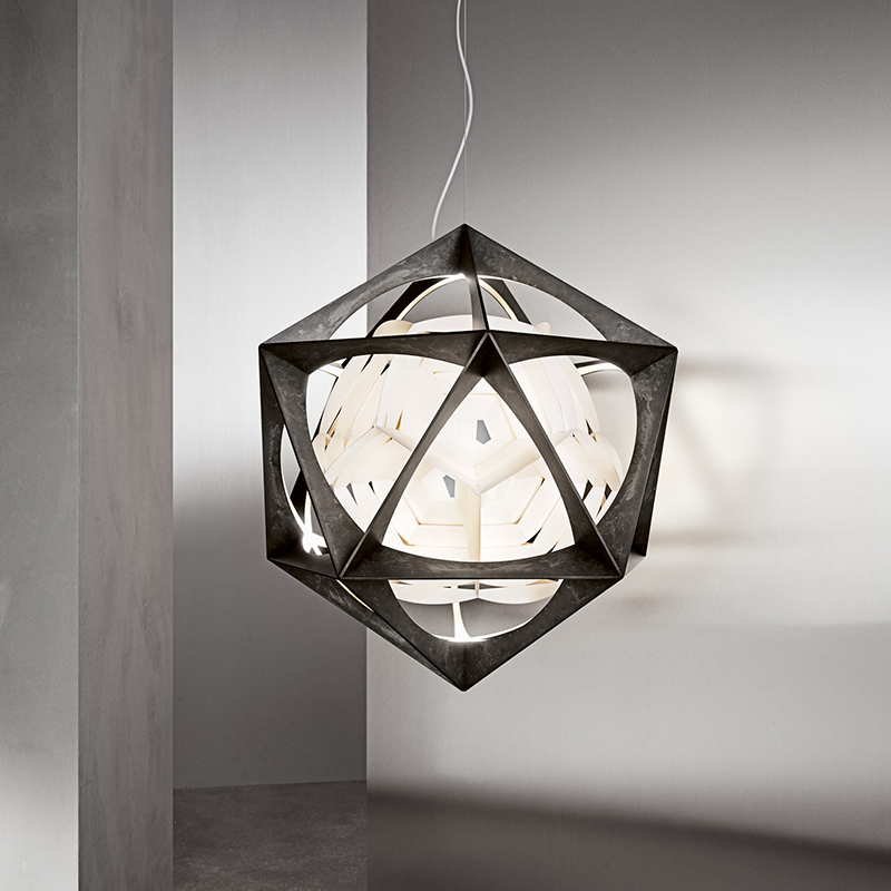 Светильник Quasi Light от Louis Poulsen