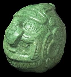 Скульптура. Майя