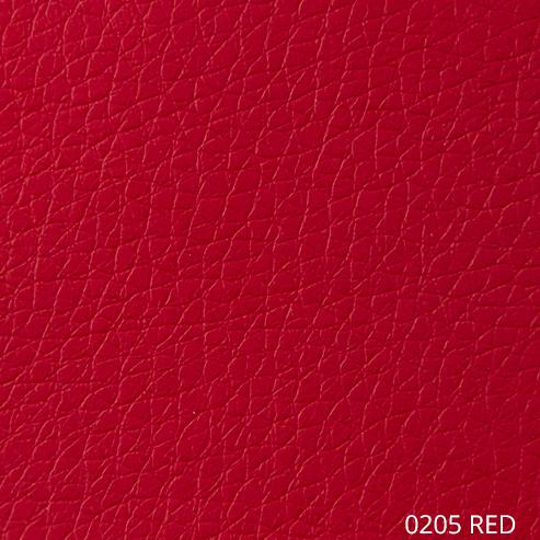 экокожа - красная
