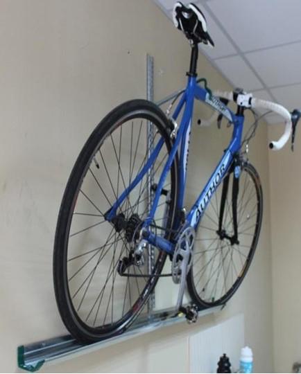 наклонный подвес для велосипеда