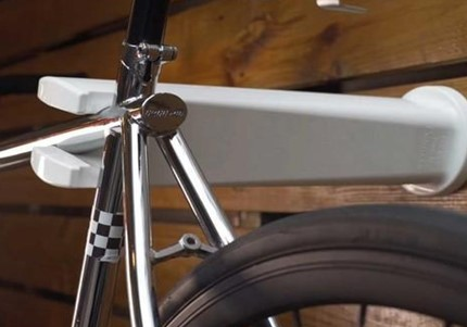 стальной велокрюк