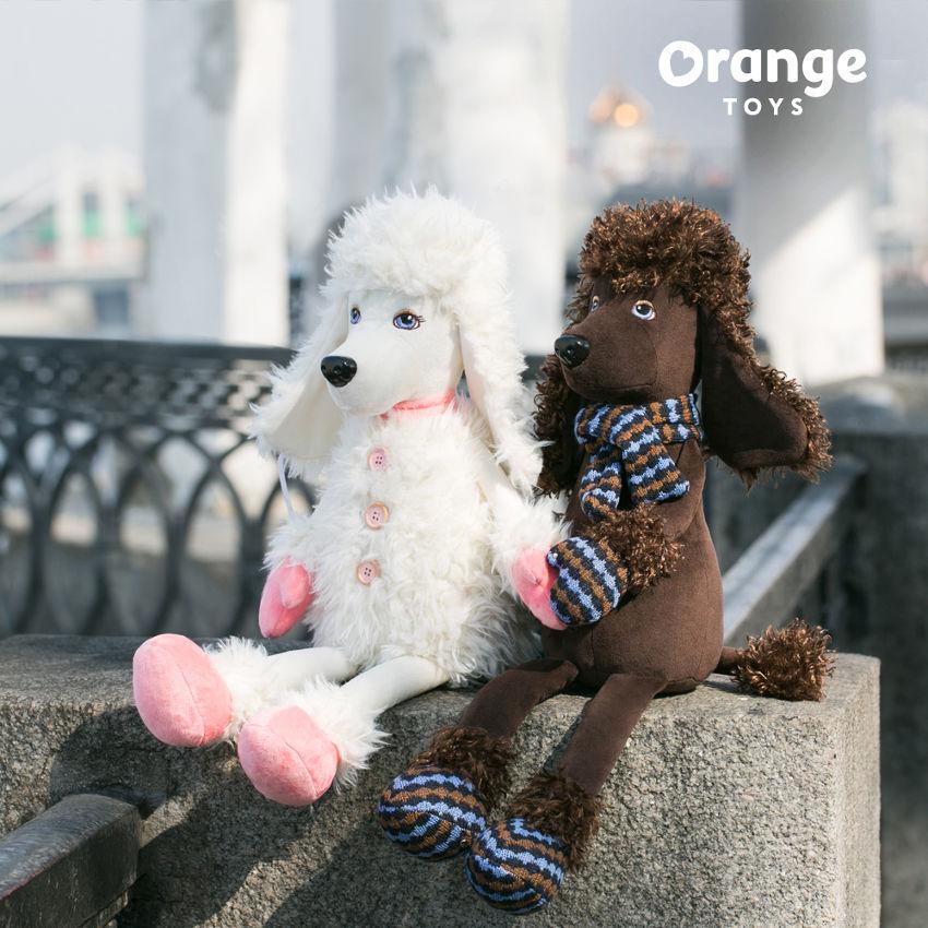 Пудель Молли, Orange Toys