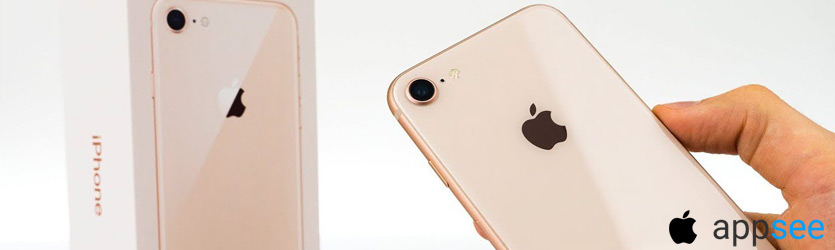 iPhone 7 gold купить