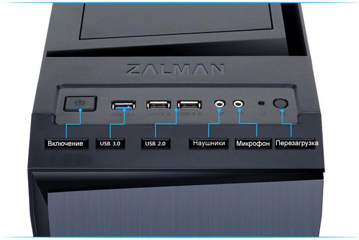 Поддержка USB3.0 и удобный интерфейс