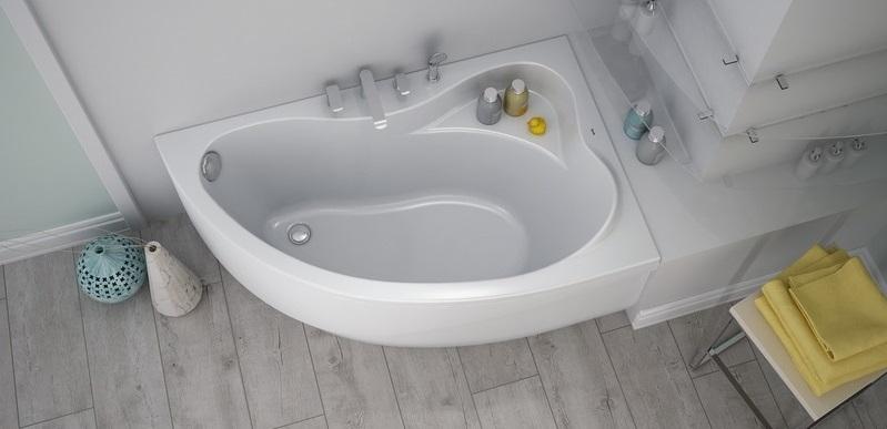 Асимметричная ванна Iddis MAL159Ri91