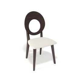 Деревянный стул Kenner 115М венге/белый