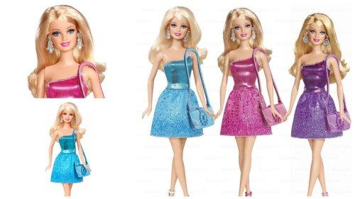 Барби Блестящая студия в Магии кукол
