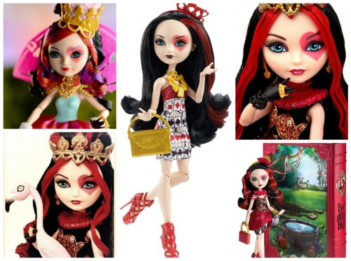 Кукла Лиззи Хартс в Магии кукол