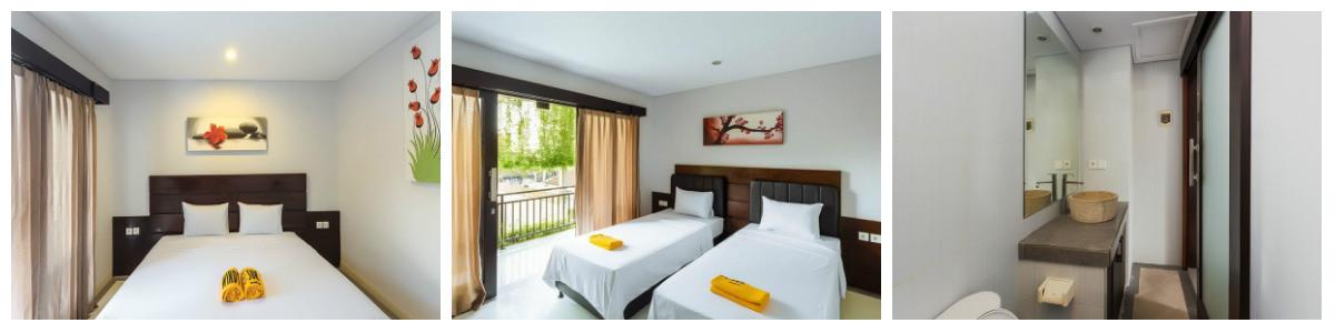 Серф-отель на Бали