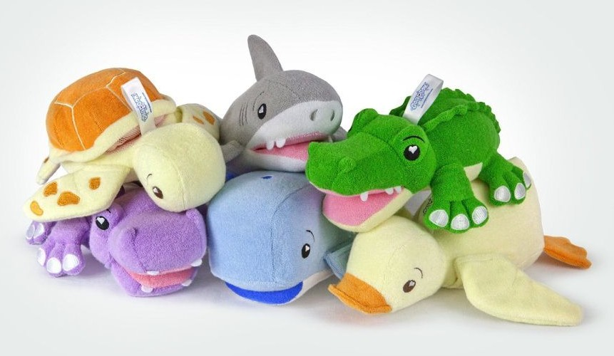 Мочалки игрушки SoapSox