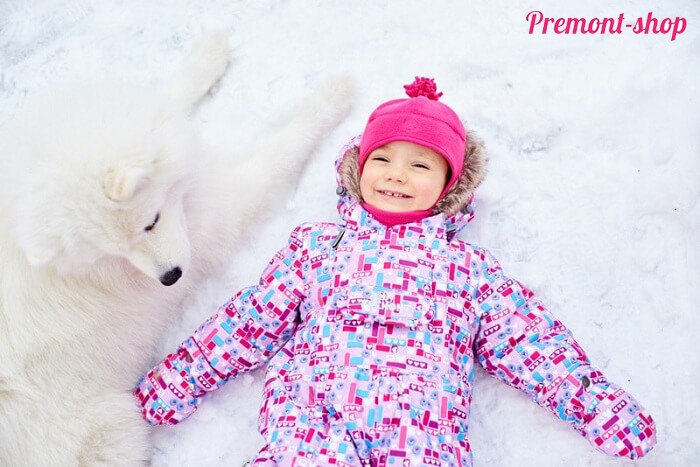 Комбинезон Premont Принцесса Леголенда