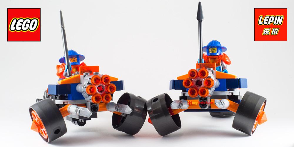 Сравнение Lego и аналогов