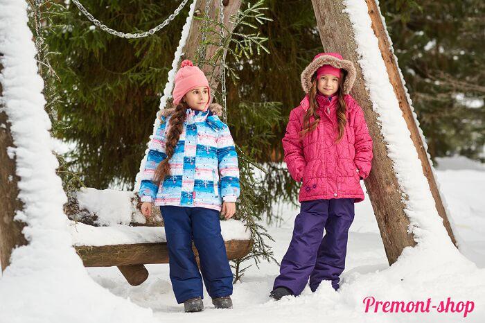 Зимние комплекты Premont Водопад Ридо и Каток Оттавы