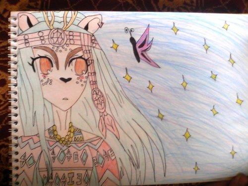 Конкурс рисунков в интернет магазине Магия кукол Иси Давдэнсер