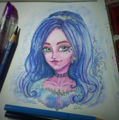 Конкурс рисунков в интернет магазине Магия кукол Фара Гудфейри