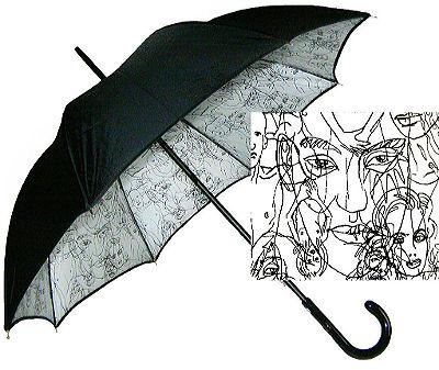 Необычные зонты от Гатье