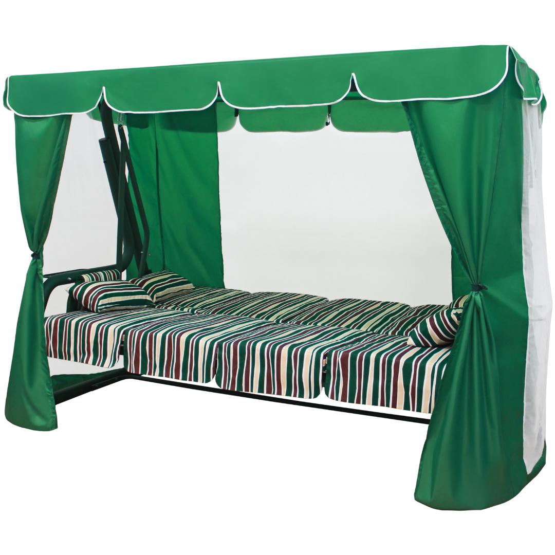 Элит Люкс Плюс зеленый кровать