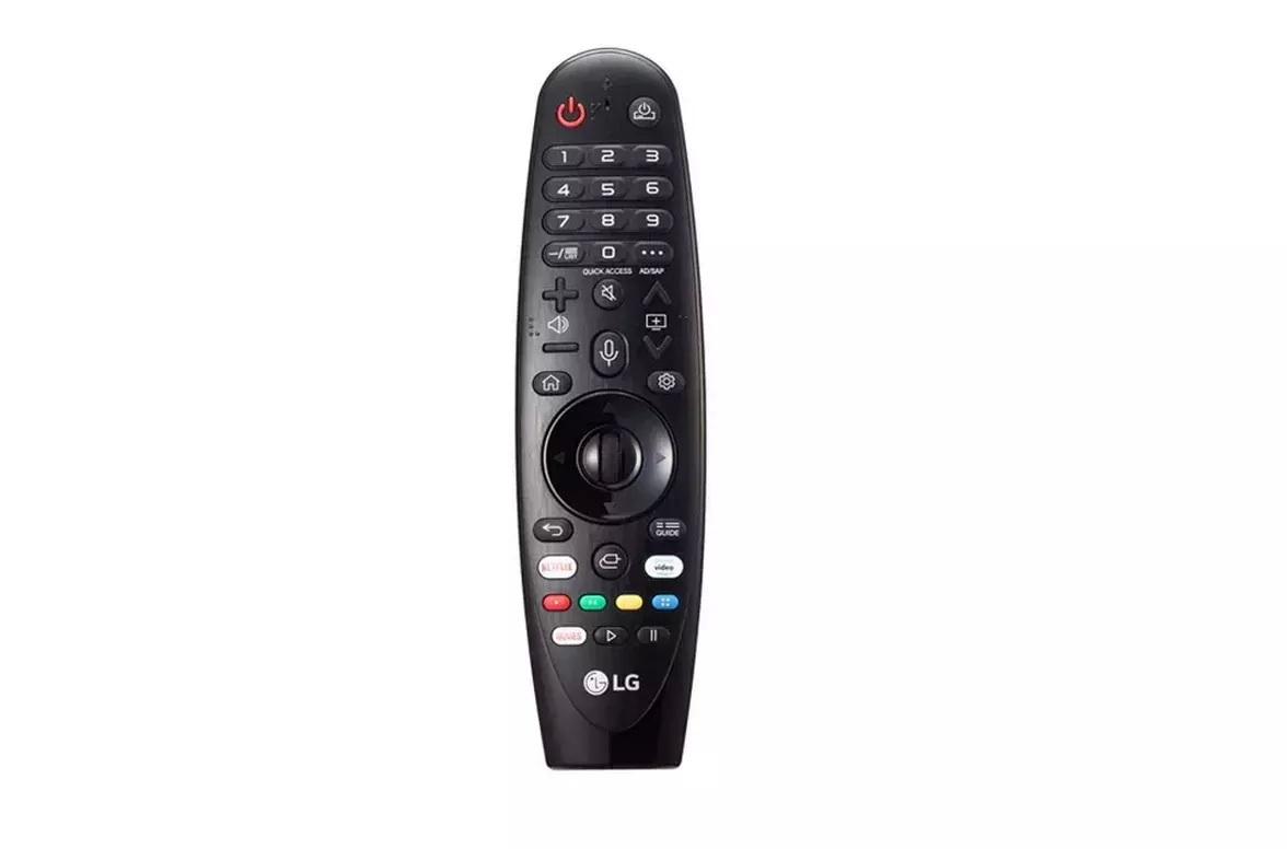 Фото пульта LG Magic Remote