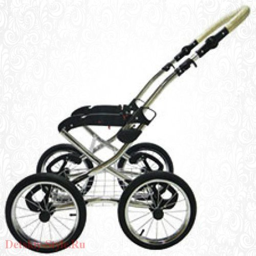 Проходимые колеса коляски Maxima Classic 2в1 35см. Надувные