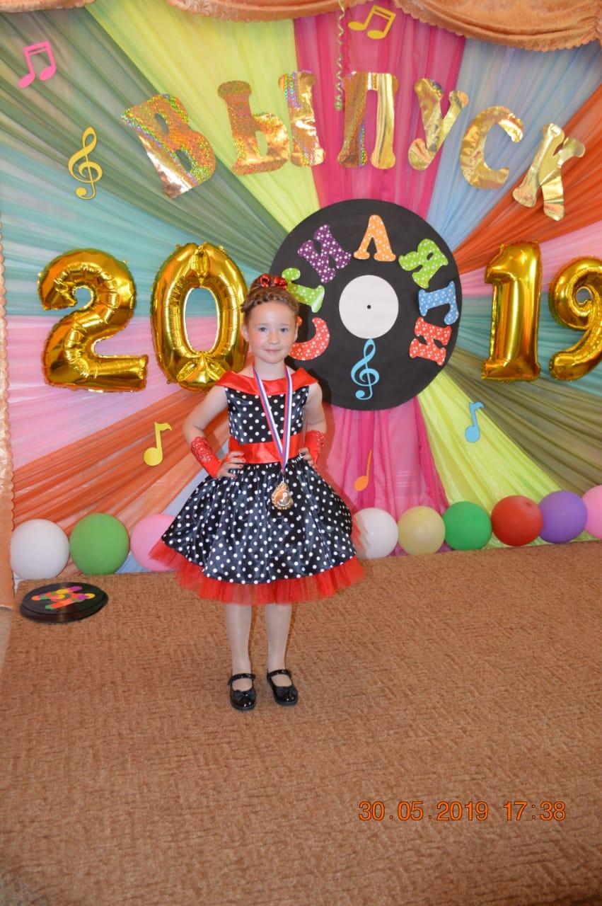 Хохлова Даша, 7 лет