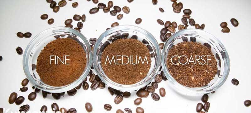 какой помол кофе для турки