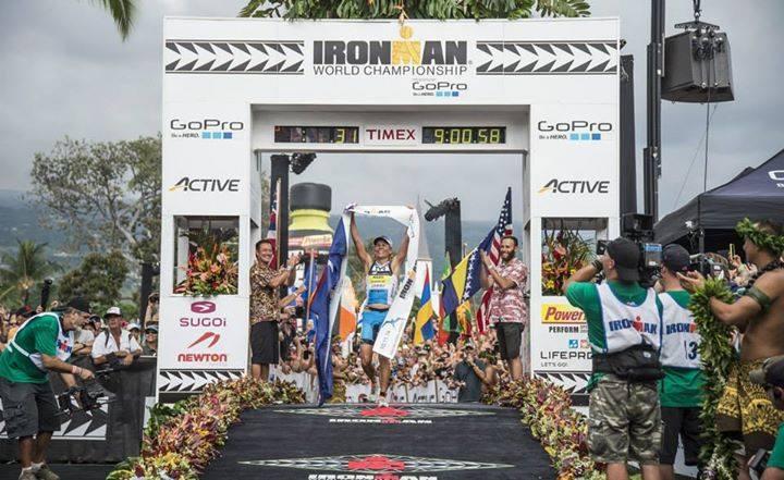 Миринда Карфри, атлет Ironman 2014