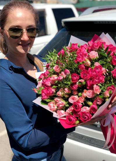 Профессиональные флористы
