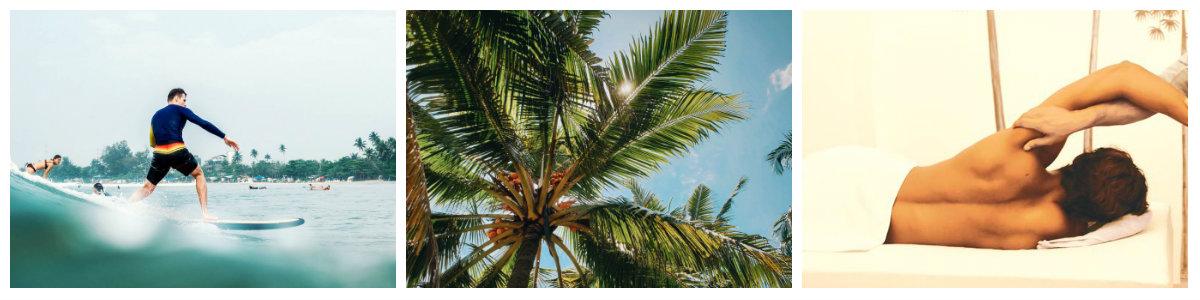 9 день серф-кемпа на Шри Ланке