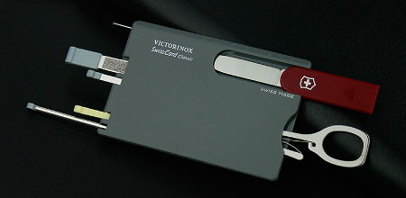 цена Victorinox Swiss Card 0.7106.V