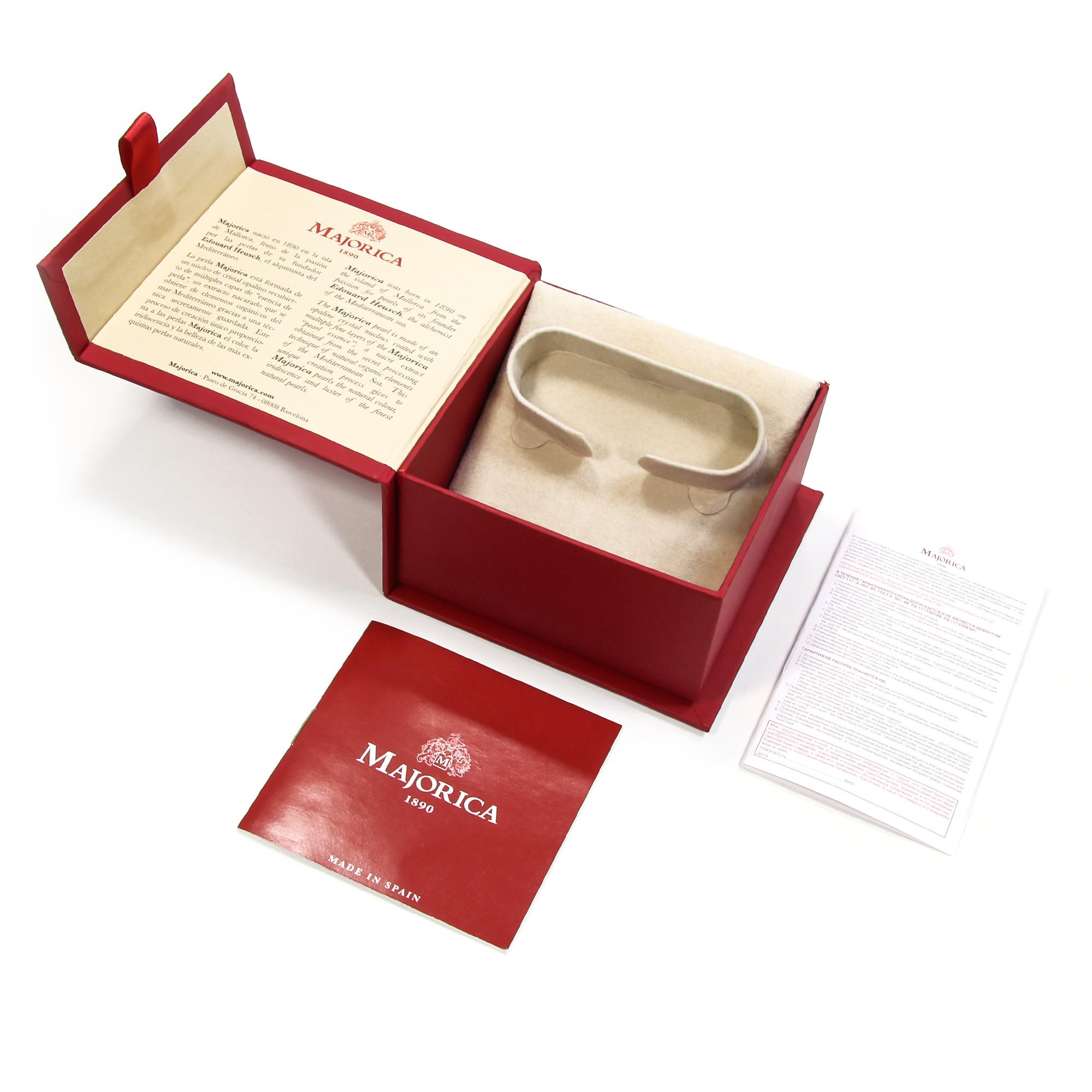 Упаковка браслета 15093