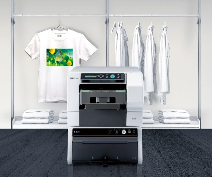 печать на футболках - принтер