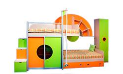 Мягкая мебель и корпусная мебель для детской