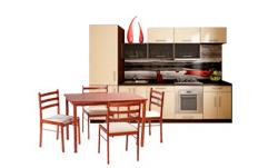 Мягкая мебель и корпусная мебель для кухни