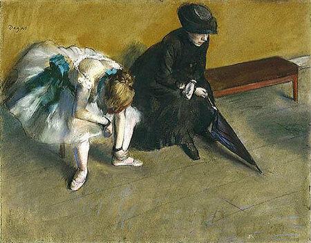 Эдгар Дега Балерина