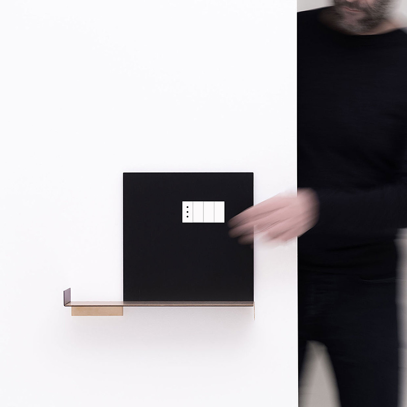 Светильник Quaderno от Davide Groppi