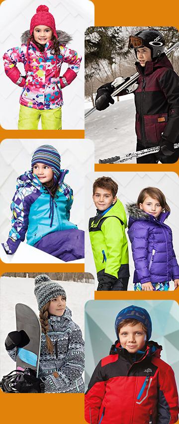 Мембранная одежда для детей в интернет магазине Baby Bell