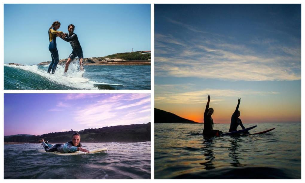 Уроки серфинга в стране Басков