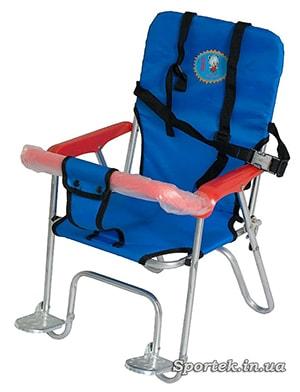 Легке дитяче велосипедне крісло