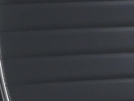 Вид обивки спинки: кожа перфорированная NewLeather* многослойная (тонкая прошивка)